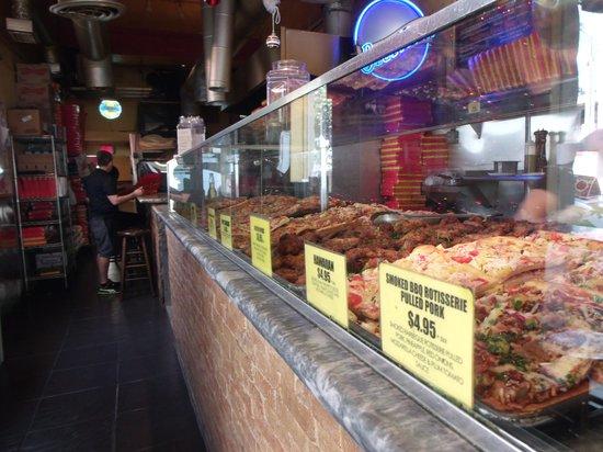 Pizza Rustica : Pizzeria