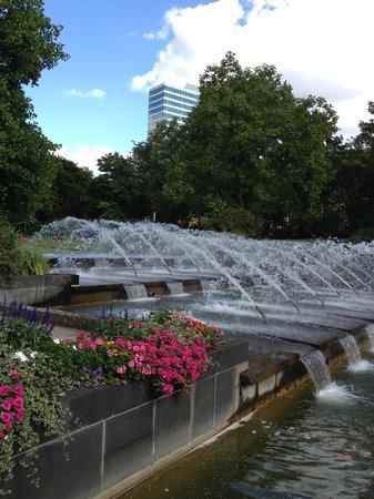 Planten un Blomen: Гамбургский ботанический сад (Плантен-ун-Бломен)