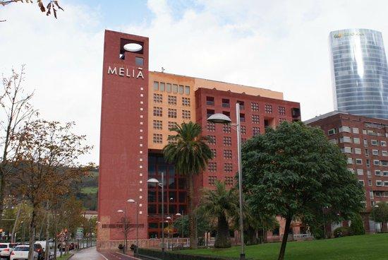 Melia Bilbao: Hotel