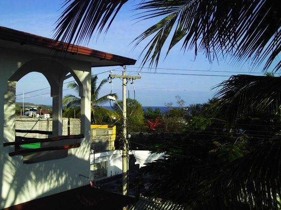 Hotel Galapagos Suites: Vista