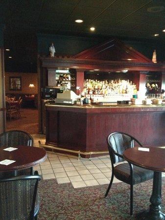 K Motel Dining Room: bar