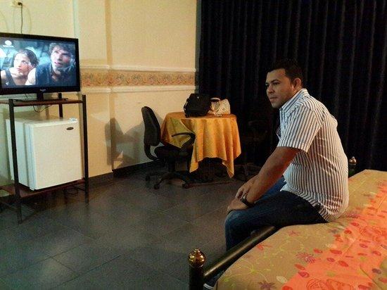 Costa Real Hotel Maracaibo: Habitacion matrimonial ejecutiva