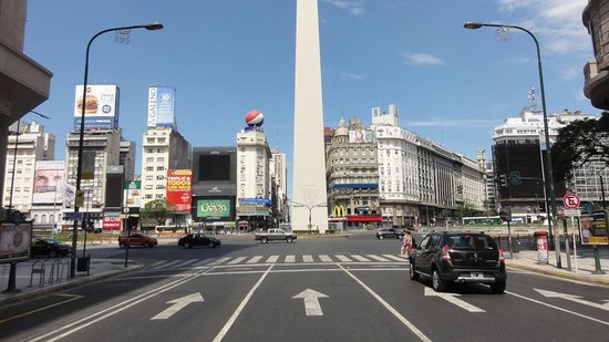 Atlas Tower Hotel : Buenos Aires