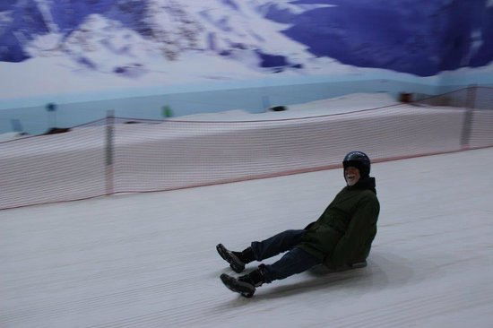 Chill Factore : Happy Sledging!!