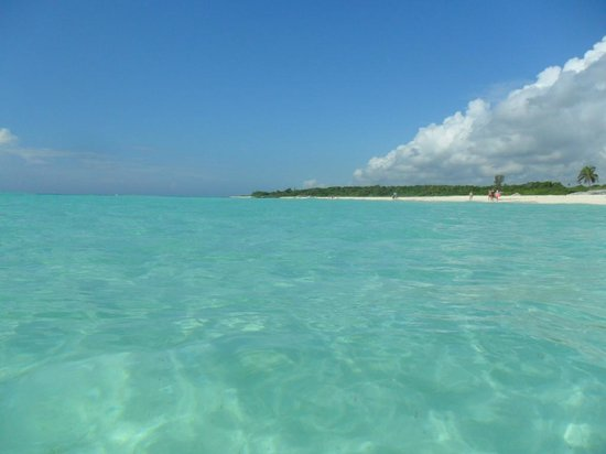 Sandos Playacar Beach Resort: water therapy