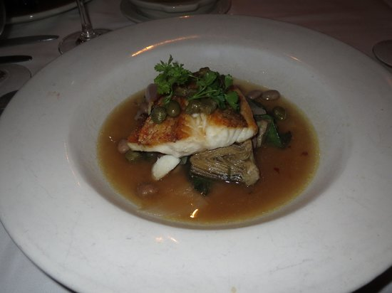 Nana's Restaurant: Red Snapper