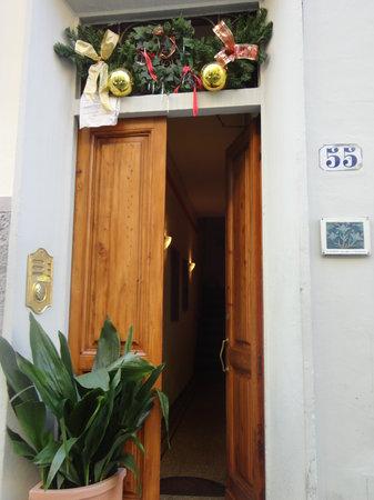 B&B Tre Gigli Firenze: Tre Gigli BB a Natale