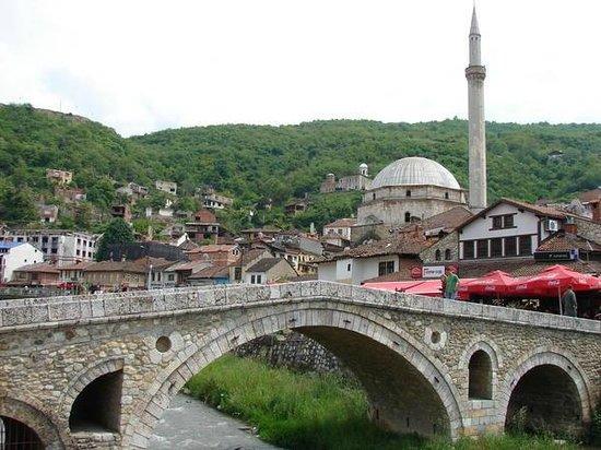 Sinan Pasha Mosque: prizren kopru