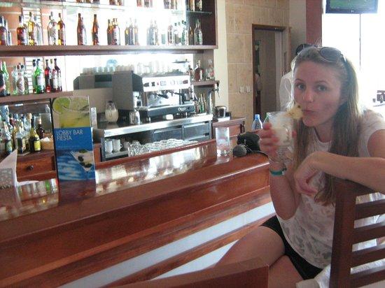 Hotel Melia Marina Varadero: lobby bar - very good drinks