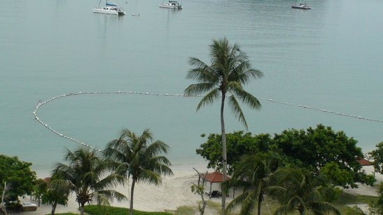 The Danna Langkawi: View from Balcony