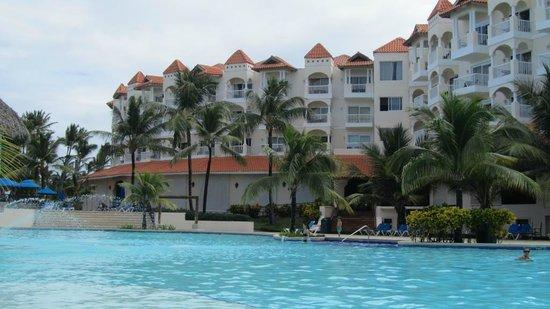 Occidental Caribe : Hotel