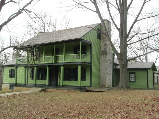 Ulysses S. Grant National Historical Site: House 2