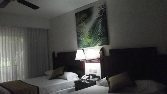 Hotel Riu Lupita: habitación