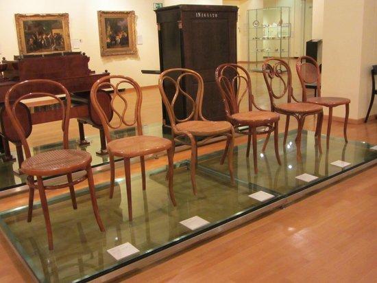 Vienna Museum: Венские стулья