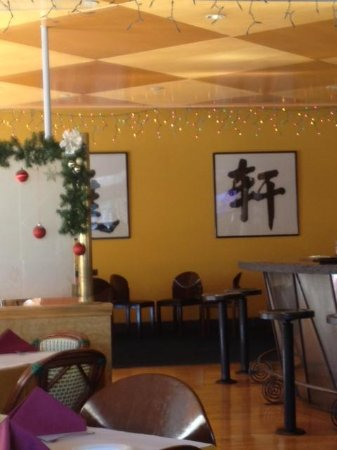 Fortune Inn: Interior