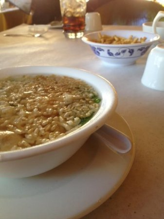 Fortune Inn: Sizzling Rice Soup