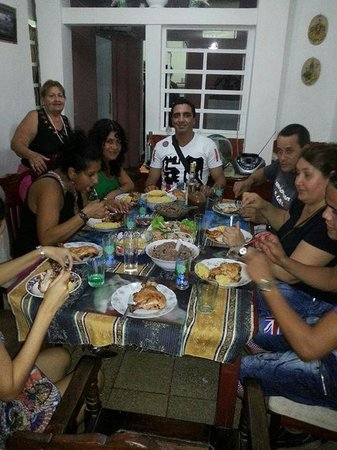 Marta y Tula: familia martha