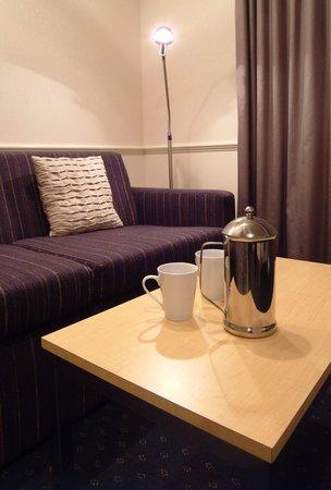 Manukau Motor Lodge: Lounge