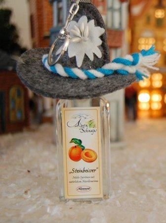 Hotel Sonne: Farewell gift