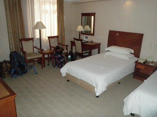 JinJiang Metropolo Classiq Hotel, Shanghai Bund Circle: Hotel room