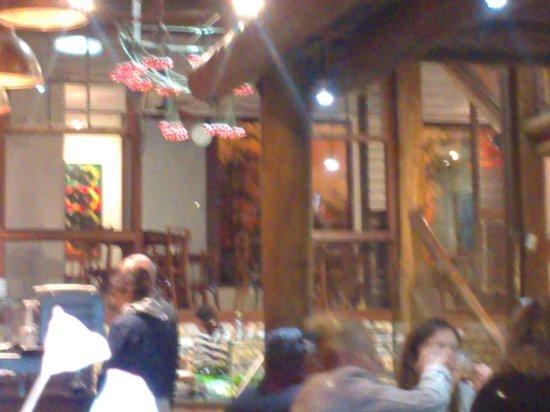 Boom Restaurante: Ambiente agradavel