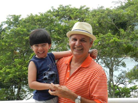 Villa Tenorio: Aí está o Tio Paulo que ganhou especial atenção do meu filho!