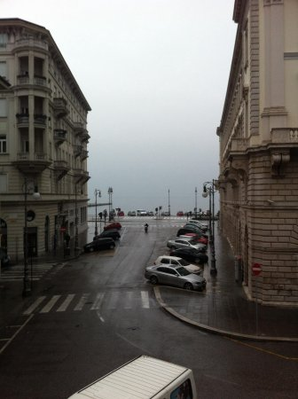 Hotel Duchi Vis a Vis: La vista dalla camera!