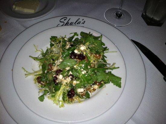 Shula's on the Beach : Salad