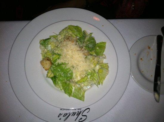 Shula's on the Beach : Ceasar Salad