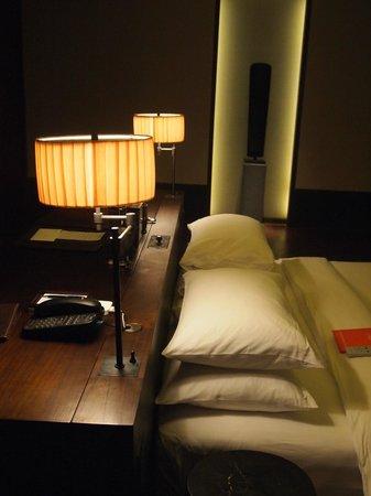 Fairmont Sanur Beach Bali: night light