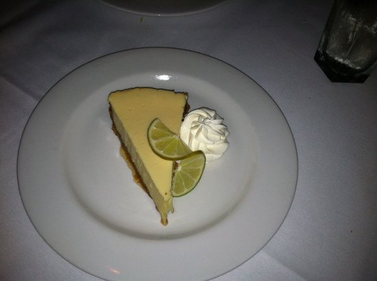 Shula's on the Beach : Key Lime Pie