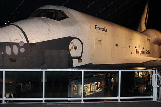 Intrepid Sea, Air & Space Museum : Enterprise