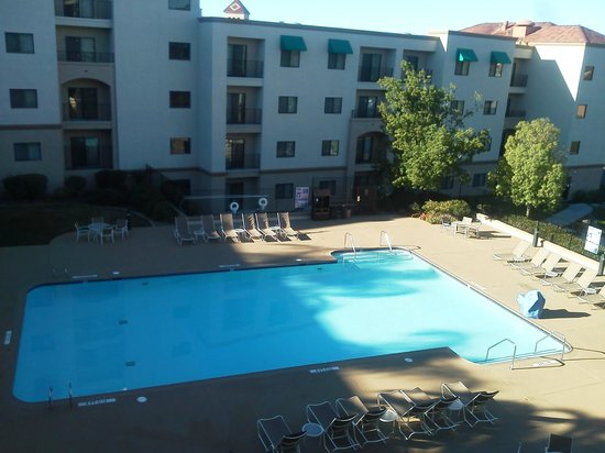 Embassy Suites by Hilton Temecula Valley Wine Country : Alberca