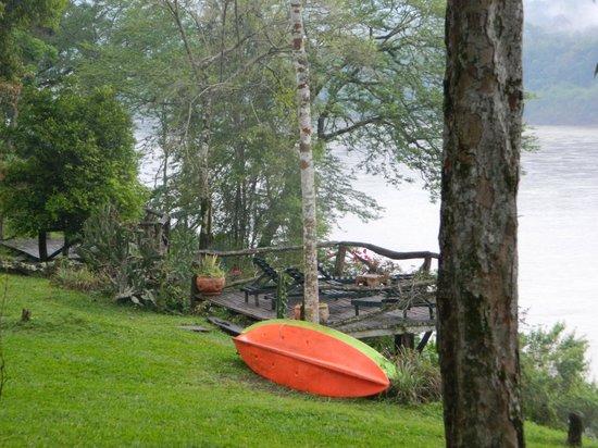 La Mision Mocona   Lodge de Selva : Parque