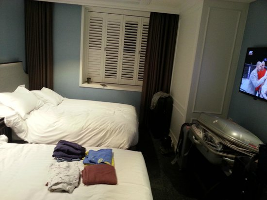 The Grand Hotel Myeongdong: Room