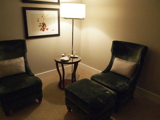 Mandarin Oriental, Atlanta: corner
