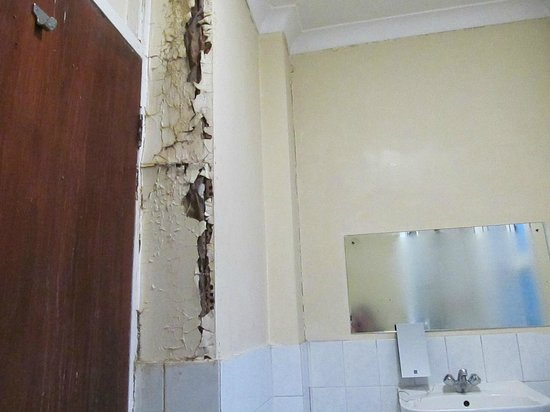 Belgrave House Hotel London Victoria: Bathroom