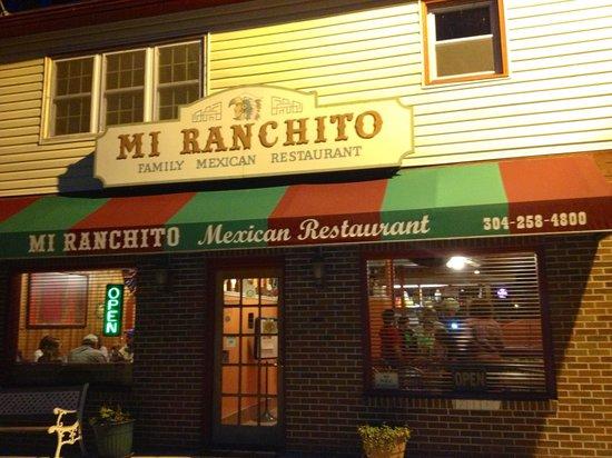 Mi Ranchito.  Tasty Mexican food in Berkeley.