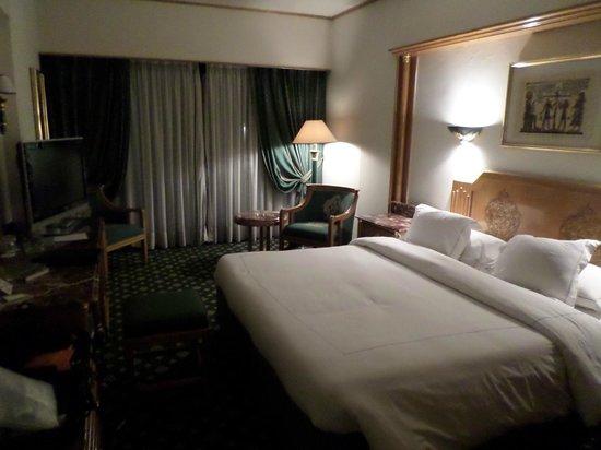 Sonesta St. George Hotel Luxor : 部屋