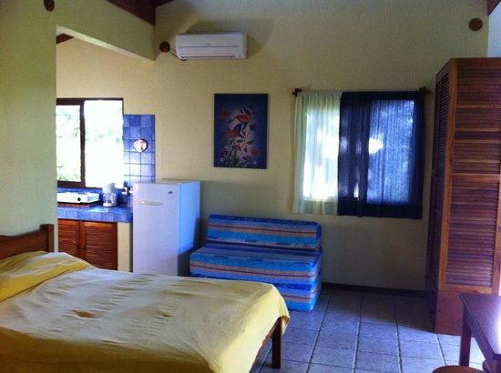 Fidelito Ranch & Lodge: Chambre