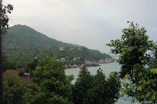 The Kala Samui: View from room balcony