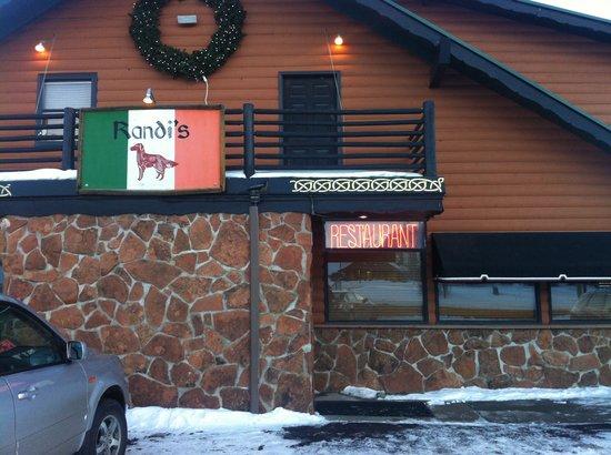 Randi's Irish Grill & Pub : Great food and atmosphere