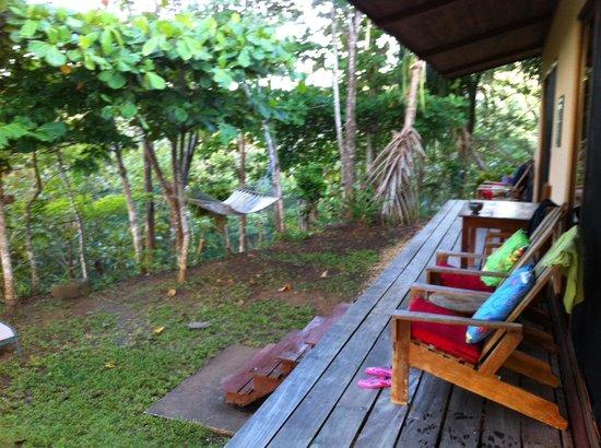 Fidelito Ranch & Lodge: Extérieur chambre
