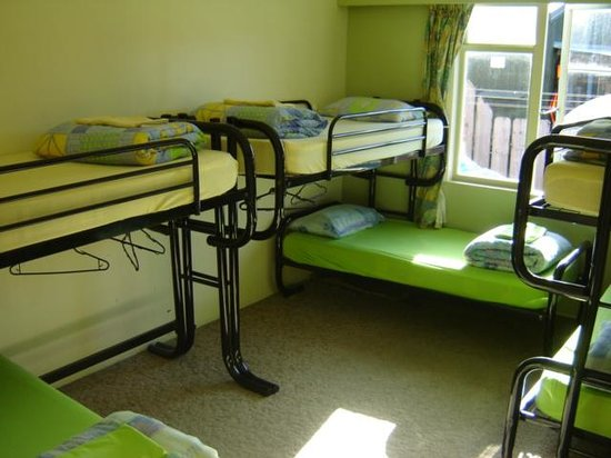 Annie's Nirvana Lodge: one of dorm rooms
