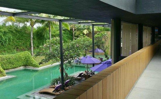 Taum Resort Bali: The inviting pool
