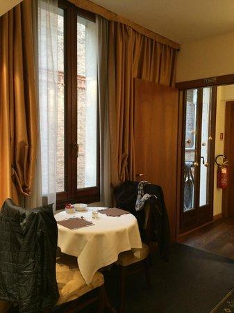 Ca' San Giorgio: Breakfast area