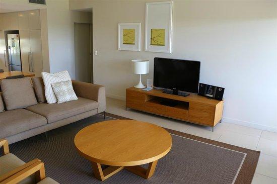 RACV Noosa Resort: Living room