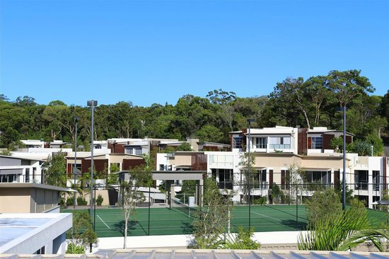 RACV Noosa Resort: View from our rooftop