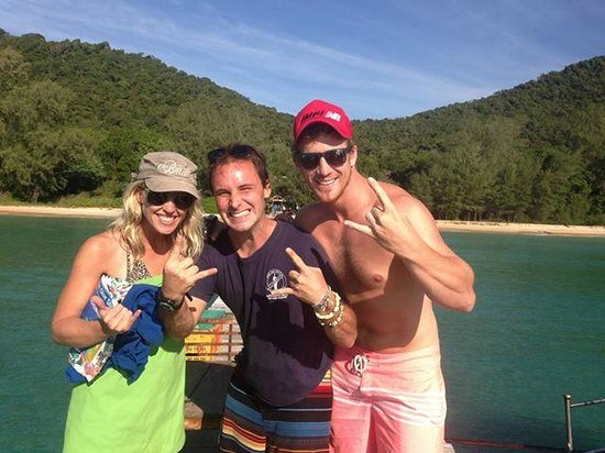 The Dive Shop Cambodia: Open Water Success