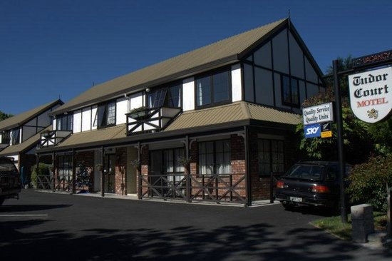 Photo of Tudor Court Motel Christchurch